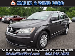 2014 Dodge Journey American Value Pkg SUV 3C4PDCAB2ET198496