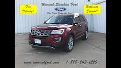 2016 Ford Explorer Limited Station Wagon