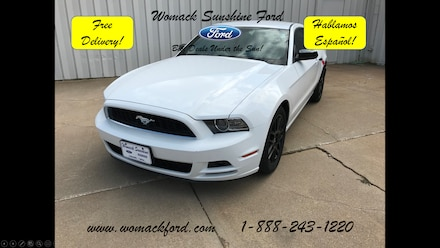 2014 Ford Mustang CP
