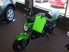 2017 Kawasaki BR125JHF Motorcycle