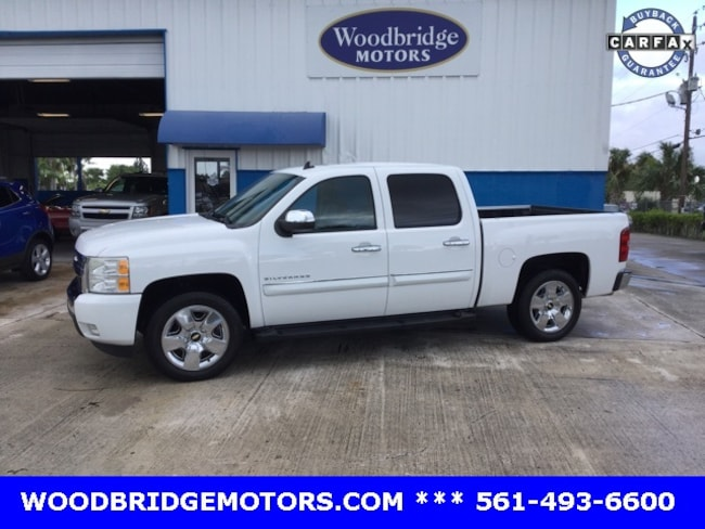 Used Chevrolet Silverado For Sale West Palm Beach FL - Chevrolet dealers in west palm beach