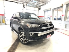 2018 Toyota 4Runner LIMITED|5-PASS|NAVI|JBL|ROOF|LEATHER|R-CAM|LIKE-NEW!! SUV