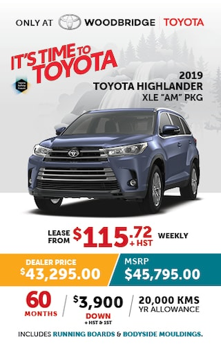 It's Time to Toyota with 2019 Highlander