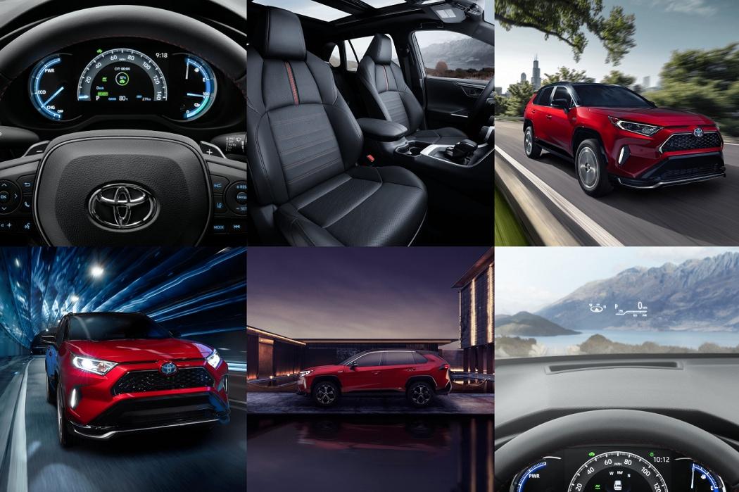 2021 RAV4 PRIME | Woodbridge Toyota