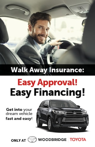 Walk Away Insurance! Easy Approval! Easy Financing!