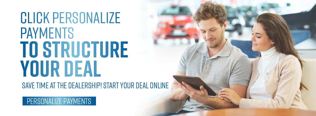 Structure Your deal at Woodbridge Toyota