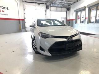 2019 Toyota Corolla LE CVT BASE Sedan