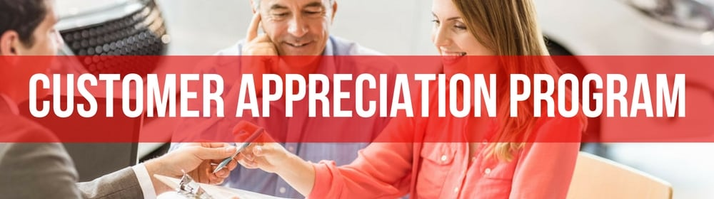 Customer Appreciation Program | Woodbridge Toyota