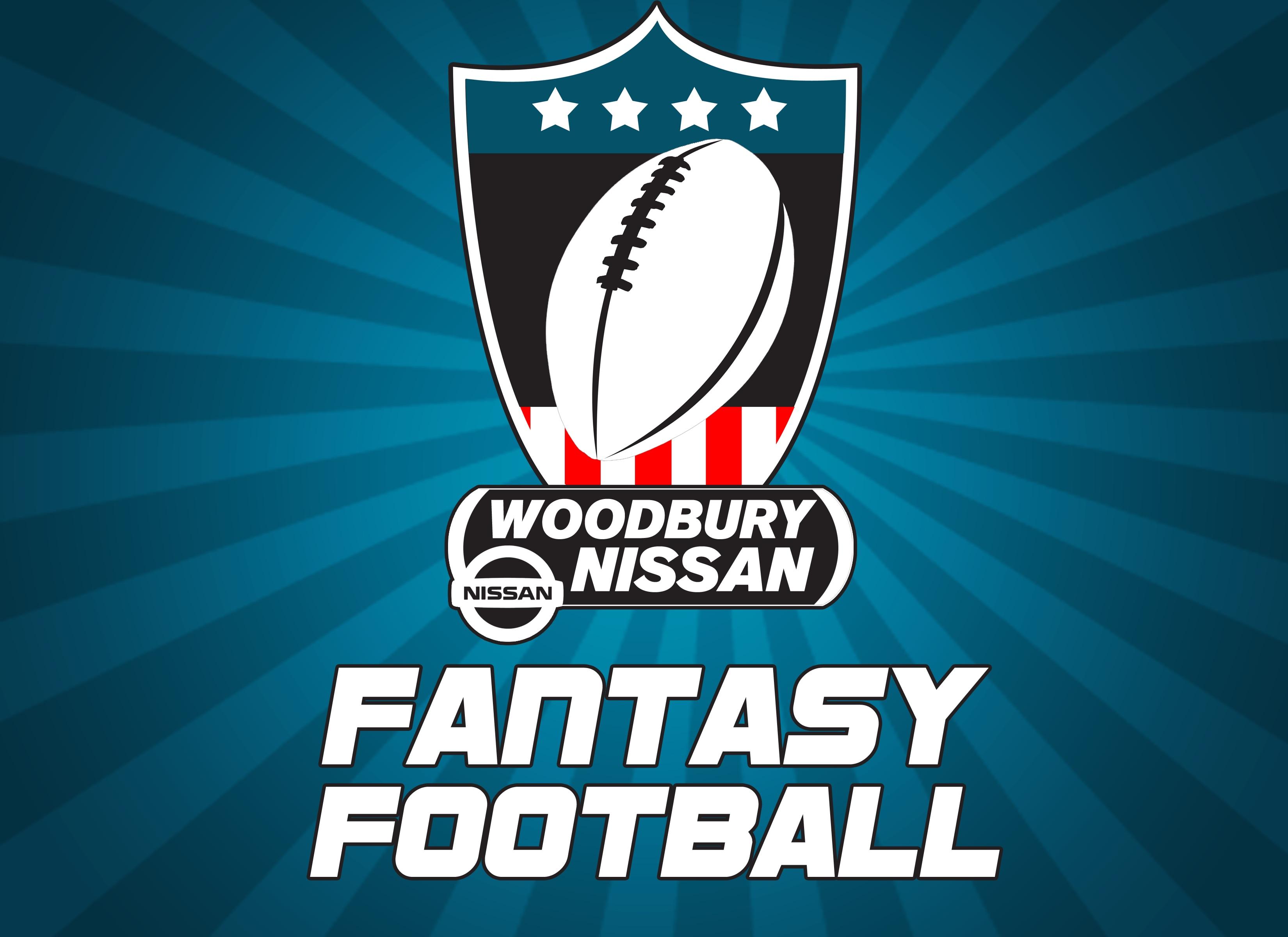 Woodbury nissan fantasy football 2013