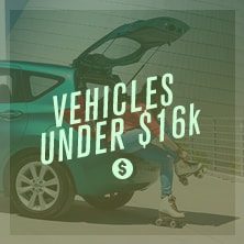 Vehicles Under $16K
