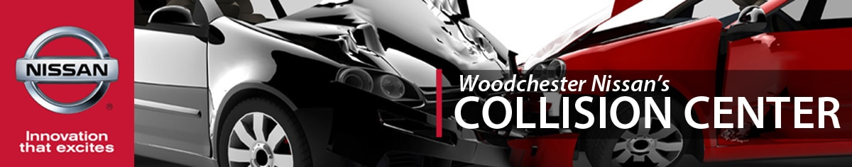 Nissan Collision Center | Woodchester Nissan