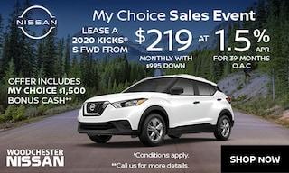 Nissan My Choice Cash