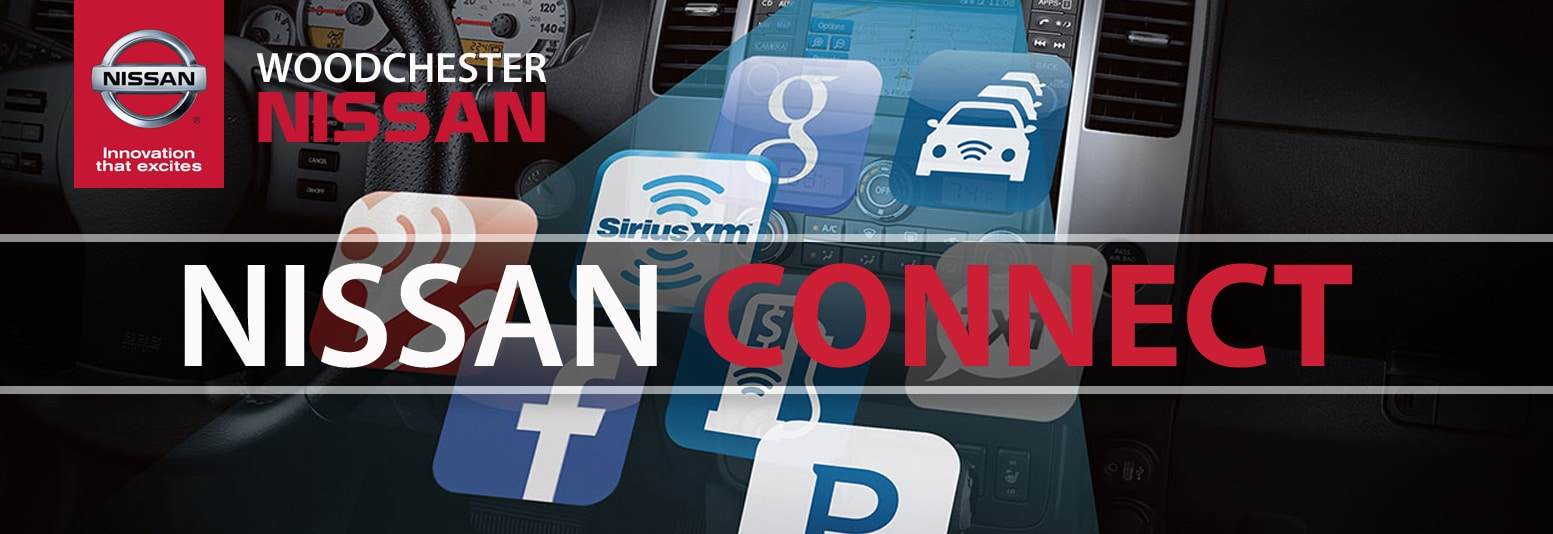 NissanConnect - Woodchester Nissan