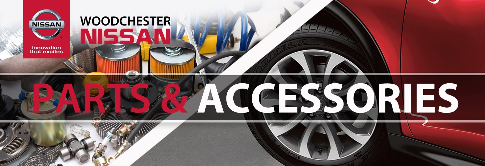 Parts Centre - Woodchester Nissan