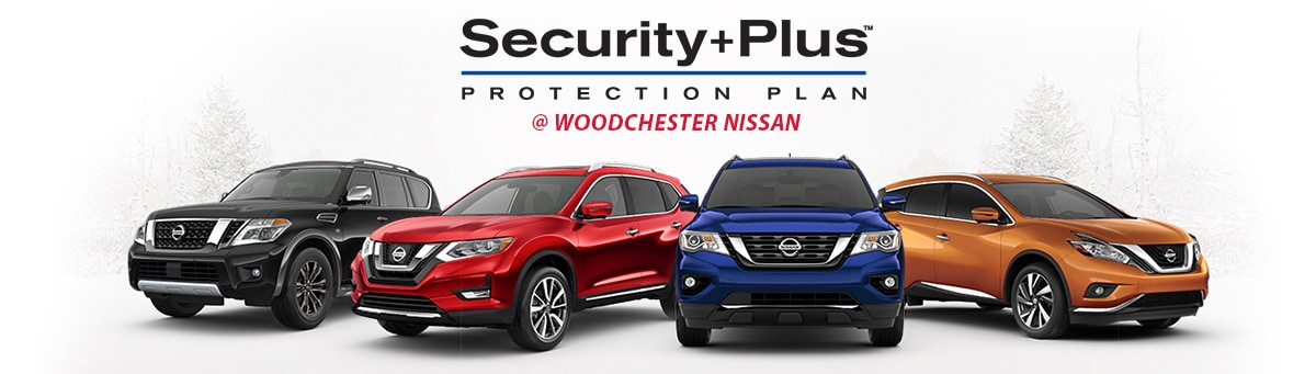 Security Plus Protection Plan - Woodchester Nissan