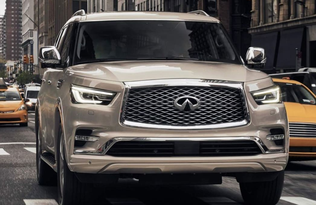 2020 Infiniti QX80 in Mississauga, ON | Woodchester Infiniti