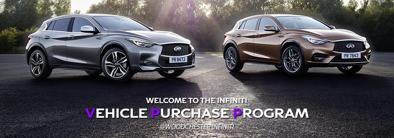 Infiniti Vehicle Purchase Program - Woodchester Infiniti