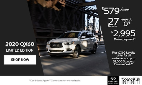 2020 QX60 LIMITED EDITION