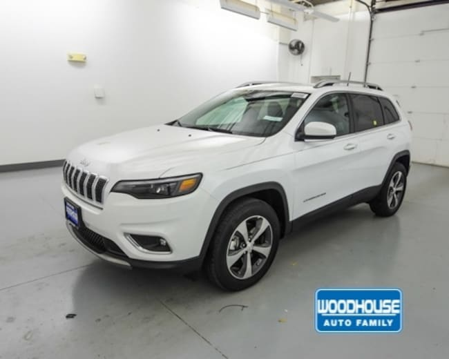 New 2019 Jeep Cherokee LIMITED 4X4 Sport Utility for sale in Blair, NE