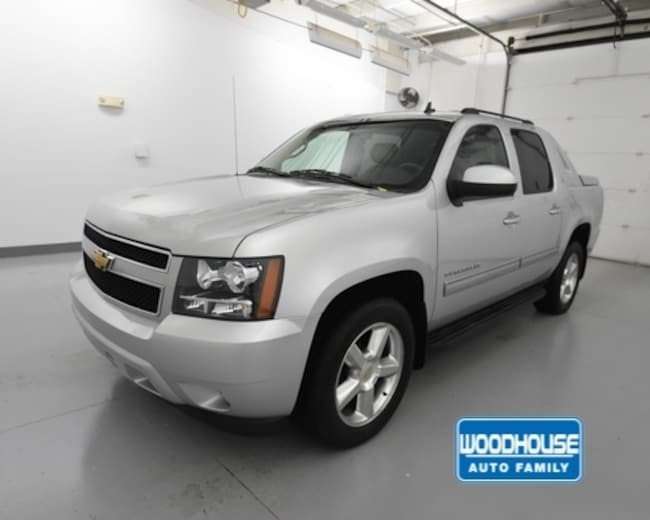 Used 2012 Chevrolet Avalanche LT Truck Crew Cab for sale in Blair, NE