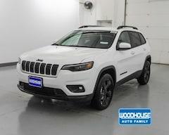 New 2019 Jeep Cherokee ALTITUDE 4X4 Sport Utility 1C4PJMLB1KD293774 for sale in Blair, NE
