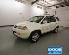 Used 2005 Acura MDX 3.5L w/Touring/Navigation SUV 2HNYD18825H537375 for sale in Blair, NE