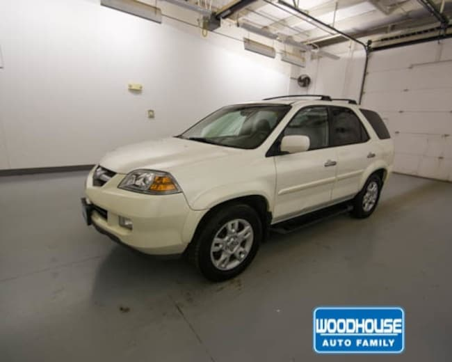 Used 2005 Acura MDX 3.5L w/Touring/Navigation SUV for sale in Blair, NE