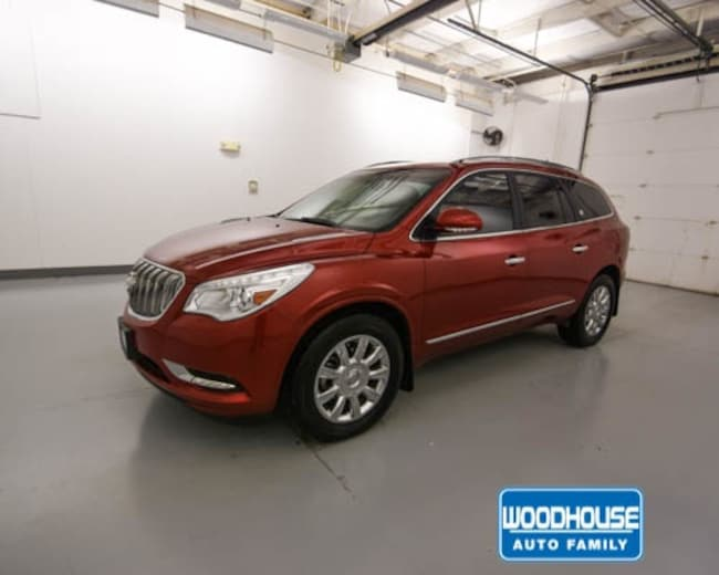 Used 2014 Buick Enclave Premium SUV for sale in Blair, NE