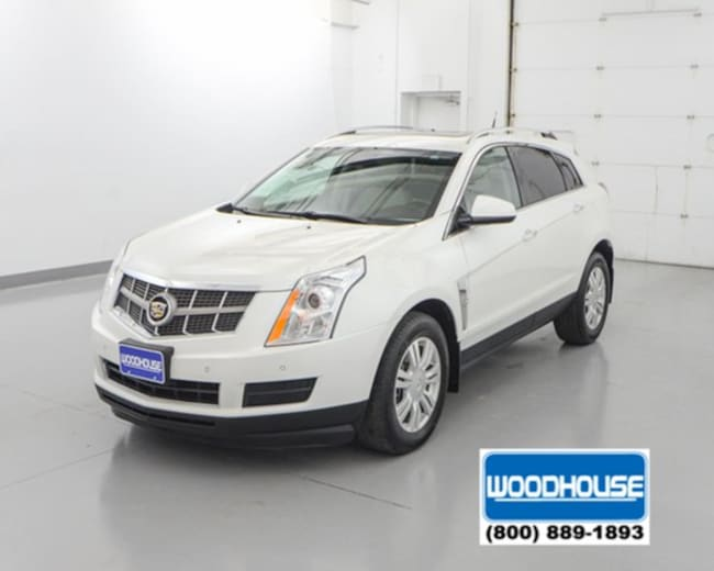 Used 2010 CADILLAC SRX Luxury Collection SUV for sale in Blair, NE