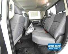 New 2018 Ram 3500 BIG HORN CREW CAB 4X4 8' BOX Crew Cab 3C63RRHL4JG334963 for sale in Blair, NE
