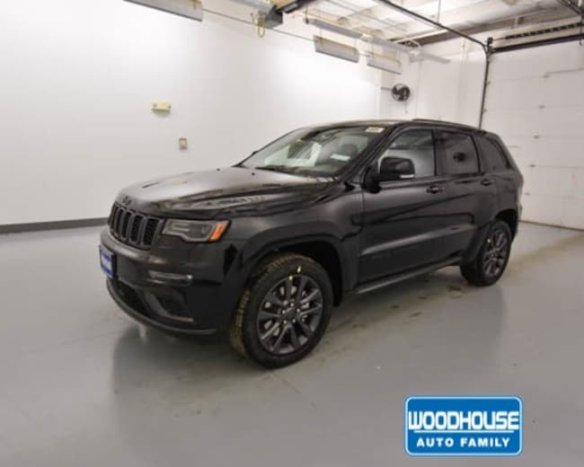 New 2019 Jeep Grand Cherokee HIGH ALTITUDE 4X4 Sport Utility for sale in Blair, NE