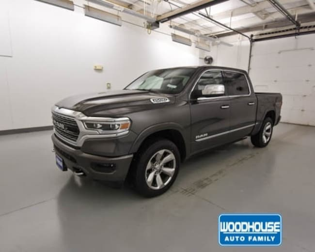 New 2019 Ram 1500 LIMITED CREW CAB 4X4 5'7 BOX Crew Cab for sale in Blair, NE