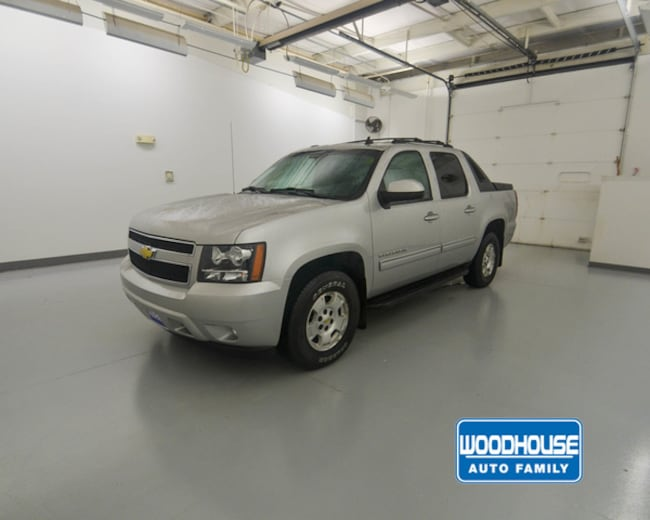 Used 2010 Chevrolet Avalanche 1500 LS Truck Crew Cab for sale in Blair, NE