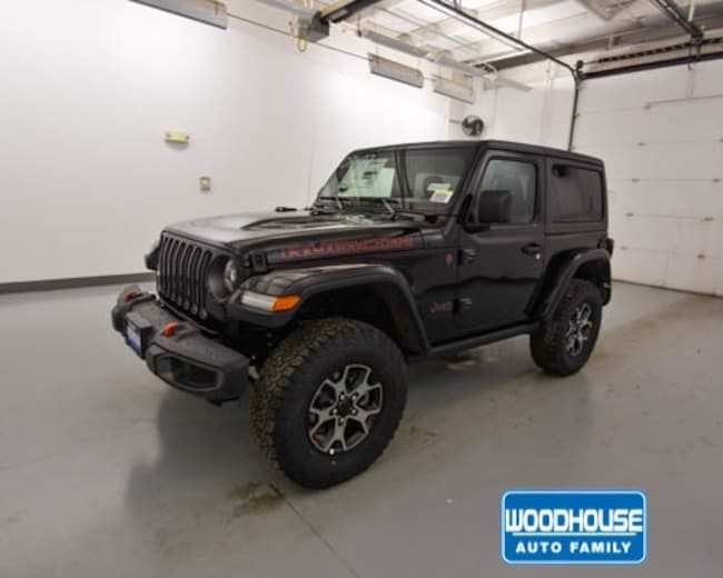 New 2019 Jeep Wrangler RUBICON 4X4 Sport Utility for sale in Blair, NE