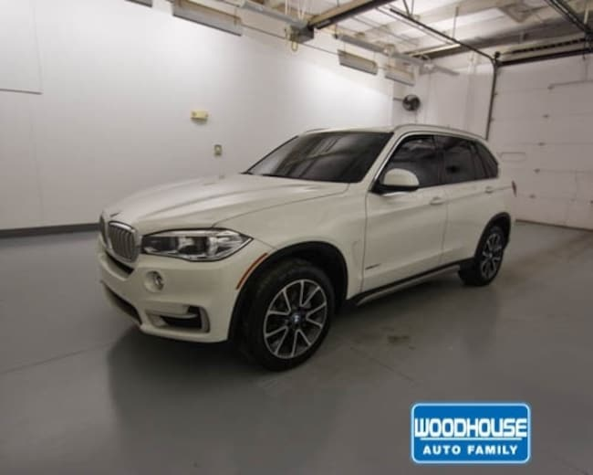 Used 2018 BMW X5 xDrive35i SAV for sale in Blair, NE