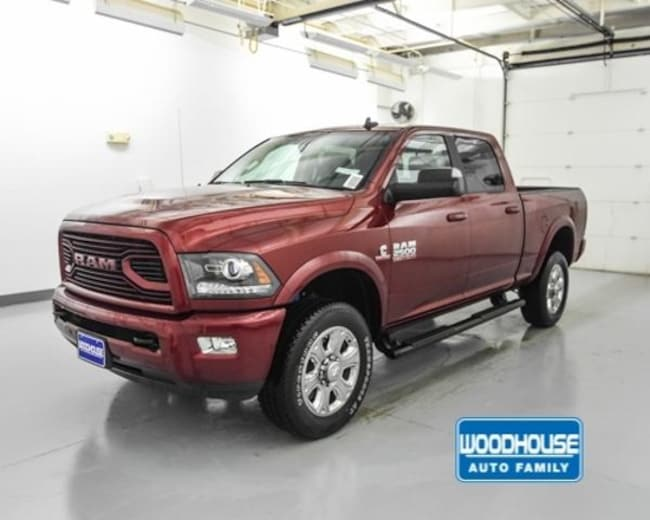 New 2018 Ram 2500 LARAMIE CREW CAB 4X4 6'4 BOX Crew Cab for sale in Blair, NE