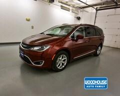 New 2019 Chrysler Pacifica TOURING L Passenger Van 2C4RC1BG4KR655656 for sale in Blair, NE