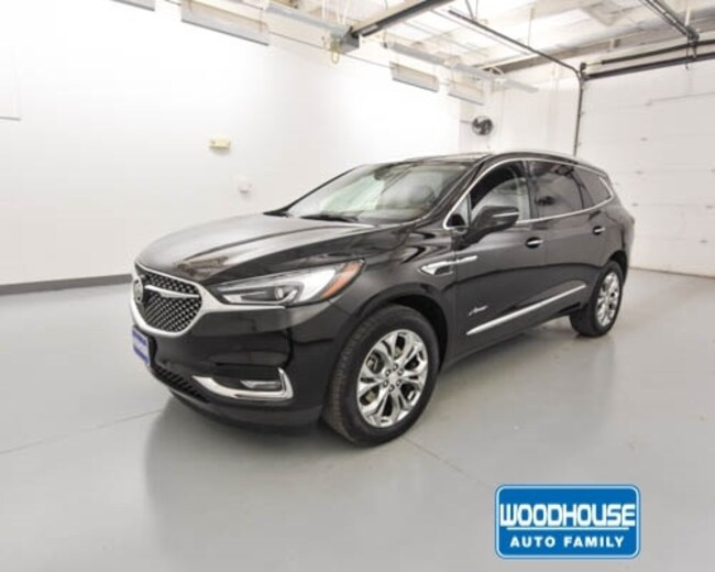 Used 2018 Buick Enclave Avenir SUV for sale in Blair, NE