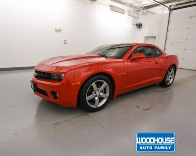 Used 2012 Chevrolet Camaro 2LT Coupe for sale in Blair, NE