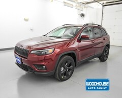 New 2019 Jeep Cherokee ALTITUDE 4X4 Sport Utility 1C4PJMLB6KD293785 for sale in Blair, NE