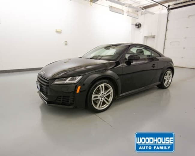 Used 2016 Audi TT 2.0T Coupe for sale in Blair, NE