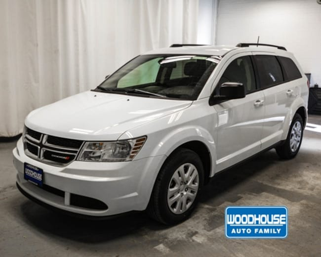 New 2018 Dodge Journey SE Sport Utility in Sioux City