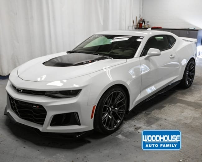 Used 2018 Chevrolet Camaro ZL1 Coupe in Sioux City