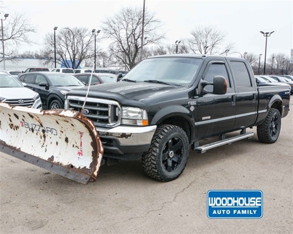 Pre-Owned 2004 Ford F-250 XLT SB Truck Crew Cab for sale in Sioux City, IA