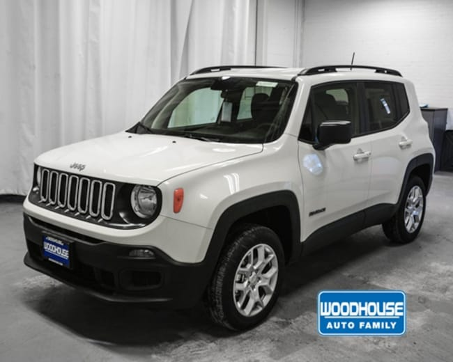 New 2018 Jeep Renegade SPORT 4X4 Sport Utility in Sioux City
