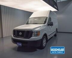 2019 Nissan NV Cargo NV2500 HD Sv High Roof Van High Roof Cargo Van