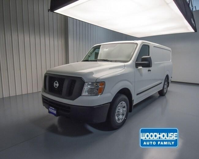 2018 Nissan Sv Cargo Van Cargo Van