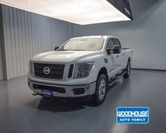 2019 Nissan Titan XD Sv Sb Truck Crew Cab
