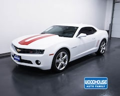 2012 Chevrolet Camaro 1lt Rs Coupe