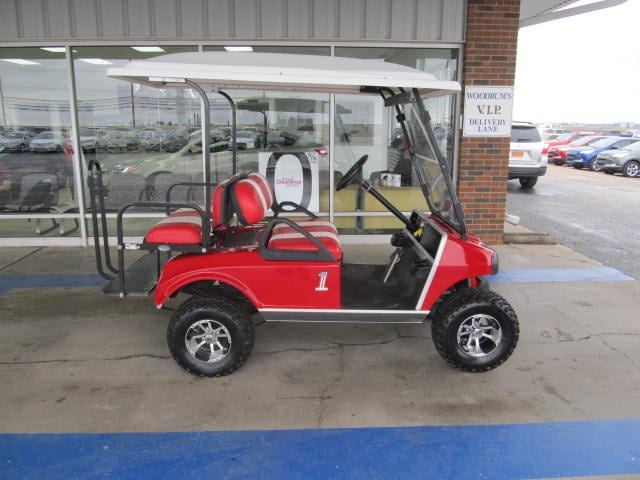 2007 CLUB CAR DS DS GOLF CART